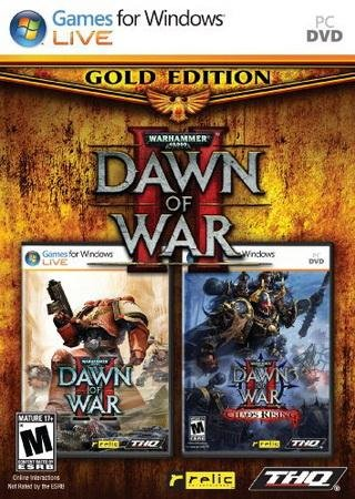 Скачать Warhammer 40,000: Dawn of War 2 - Gold Edition торрент