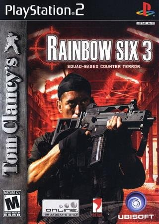 Скачать Tom Clancys Rainbow Six 3 торрент