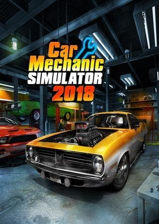 Скачать Car Mechanic Simulator 2018 торрент