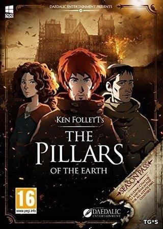 Ken Follett's The Pillars of the Earth: Book 1 Скачать Торрент