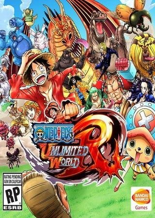 Скачать One Piece: Unlimited World Red - Deluxe Edition торрент