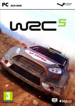 Скачать WRC 5: FIA World Rally Championship торрент