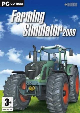 Скачать Farming Simulator 2009 «Ukrainian map v2.1» торрент