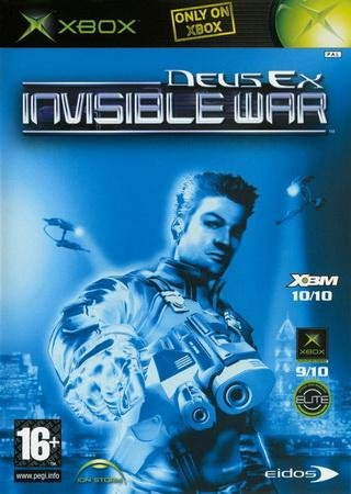 Скачать Deus Ex: Invisible War торрент
