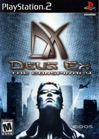 Скачать Deus Ex: The Conspiracy торрент