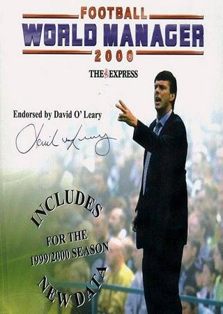 Скачать Football World Manager 2000 торрент