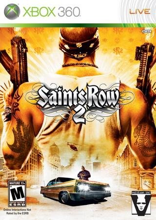 Скачать Saints Row 2 торрент
