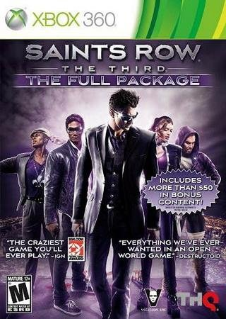 Скачать Saints Row The Third - The Full Package торрент