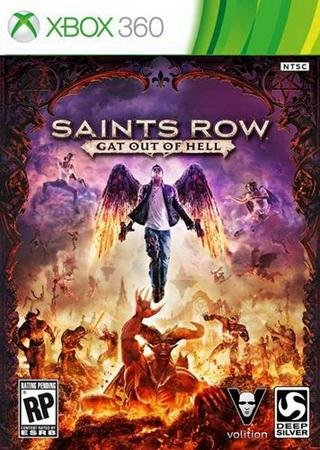 Скачать Saints Row: Gat out of Hell торрент