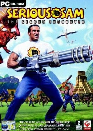 Serious Sam: The Second Encounter Скачать Торрент
