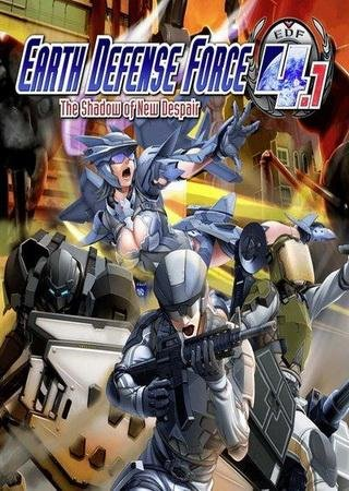 EARTH DEFENSE FORCE 4.1 The Shadow of New Despair Скачать Торрент