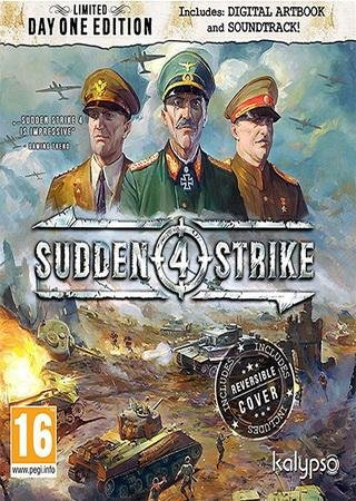 Скачать Sudden Strike 4: Day One Edition торрент