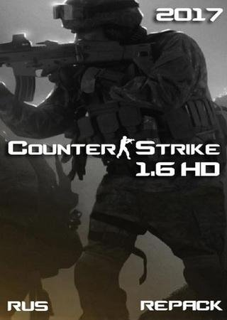 Скачать Counter Strike 1.6 - HD версия торрент