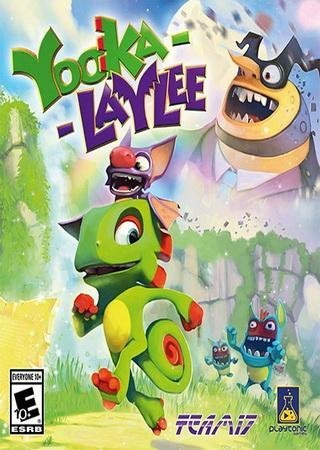 Yooka-Laylee: Digital Deluxe Edition Скачать Бесплатно