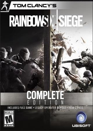 Скачать Tom Clancy's Rainbow Six: Siege - Complete Edition торрент