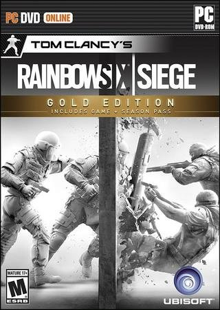Скачать Tom Clancy's Rainbow Six: Siege - Gold Edition торрент