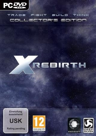 Скачать X Rebirth: Collector's Edition торрент