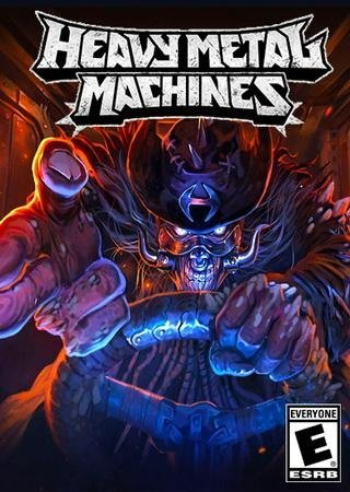 Скачать Heavy Metal Machines торрент