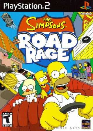 Скачать The Simpsons Road Rage торрент