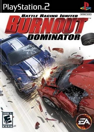 Скачать Burnout Dominator торрент