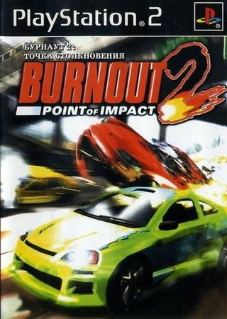 Скачать Burnout 2: Point of Impact торрент
