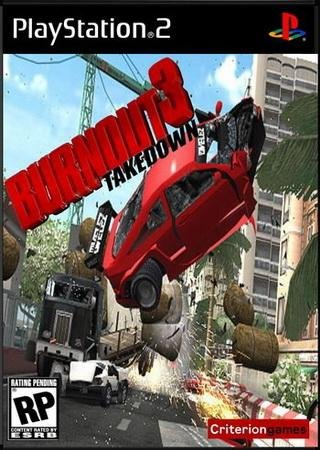 Скачать Burnout 3: Takedown торрент