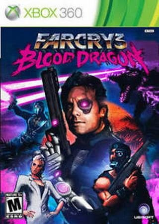 Скачать Far Cry 3: Blood Dragon торрент