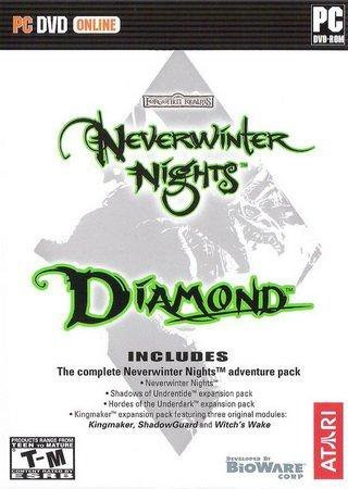 Скачать Neverwinter Nights - Diamond Edition торрент