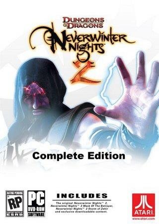 Скачать Neverwinter Nights 2 - Complete Edition торрент