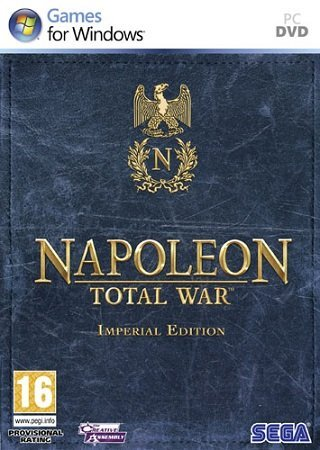 Скачать Napoleon: Total War - Imperial Edition торрент