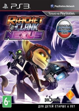 Скачать Ratchet and Clank: Into the Nexus торрент