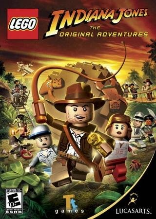 Скачать LEGO Indiana Jones: Dilogy торрент
