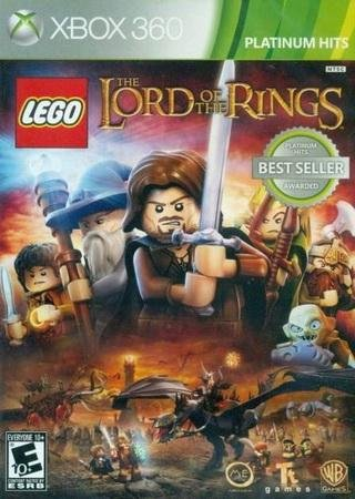 Скачать LEGO: The Lord Of The Rings торрент