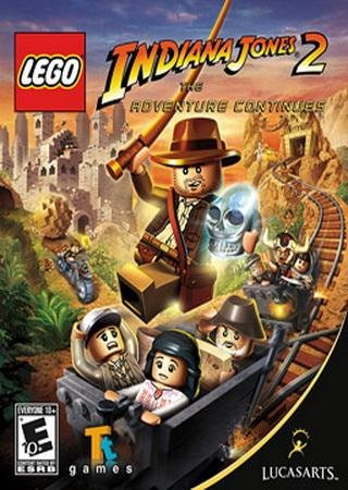 Lego Indiana Jones 2: The Adventure Continues Скачать Торрент