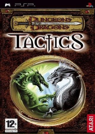 Скачать Dungeons & Dragons - Tactics торрент
