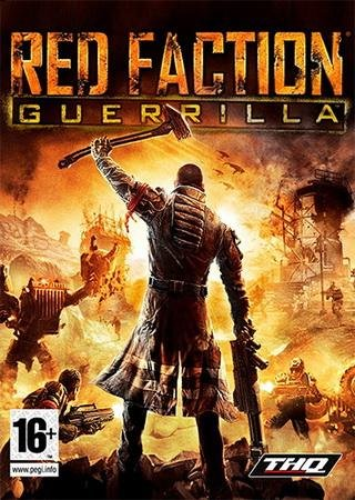 Red Faction: Guerrilla - Steam Edition Скачать Торрент
