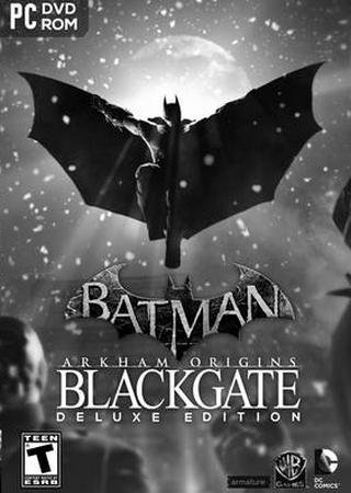 Batman: Arkham Origins Blackgate - Deluxe Edition Скачать Торрент