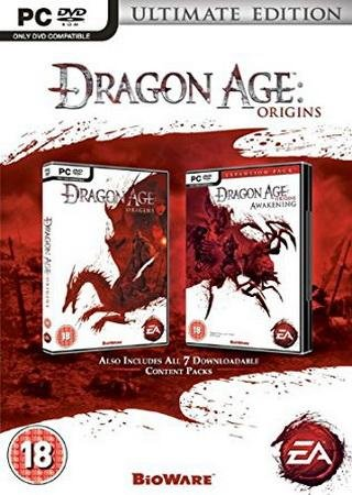 Скачать Dragon Age: Origins - Ultimate Edition торрент