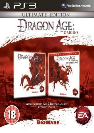 Скачать Dragon Age: Origins Ultimate Edition торрент