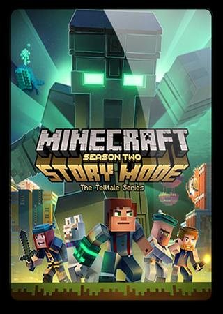 Скачать Minecraft: Story Mode - Season Two. Episode 1-4 торрент