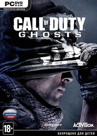 Call of Duty: Ghosts - Ghosts Deluxe Edition Скачать Торрент