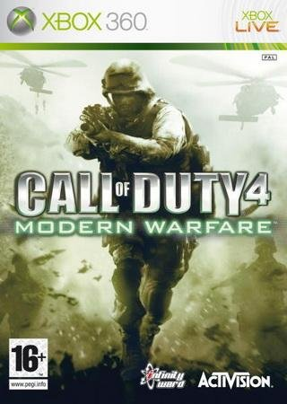 Скачать Call of Duty 4: Modern Warfare торрент