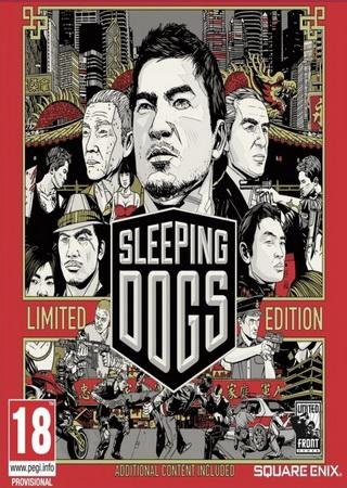 Sleeping Dogs - Limited Edition Скачать Торрент