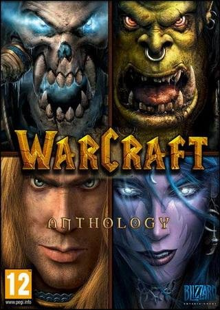 Скачать WarCraft: Anthology торрент