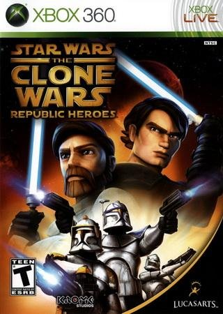 Star Wars: The Clone Wars Republic Heroes Скачать Бесплатно