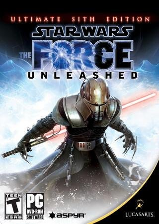 Скачать Star Wars: The Force Unleashed - Dilogy торрент