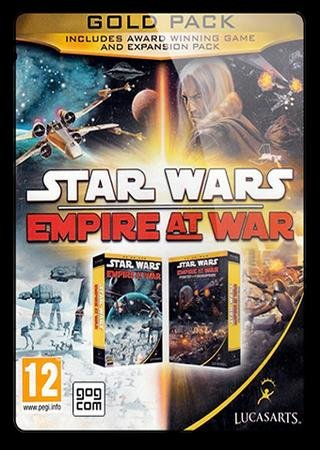 Скачать Star Wars: Empire at War - Gold Pack торрент