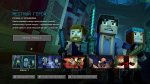 Minecraft: Story Mode - Season Two. Episode 1-5