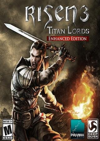 Скачать Risen 3: Titan Lords - Enhanced Edition торрент