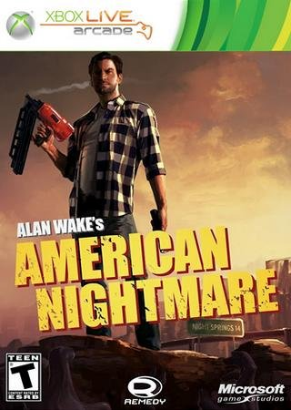 Скачать Alan Wake's American Nightmare торрент